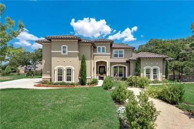 Colleyville Single Family Home For Sale: 7001 Cast Iron Forest Trail