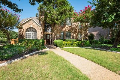 Plano Single Family Home For Sale: 6001 Mendota Drive