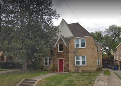 Multi Family Home For Sale: 5935 La Vista Drive #1-4