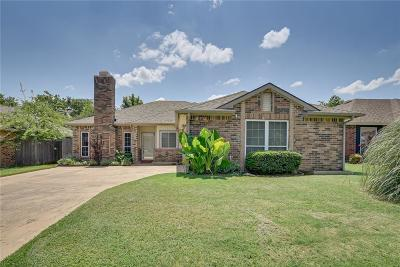 Arlington Single Family Home For Sale: 1710 Holly Spring Court