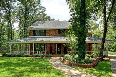 Southlake Single Family Home For Sale: 1210 Cross Timber Drive