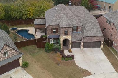 Coppell Single Family Home For Sale: 126 Ridgecrest Court