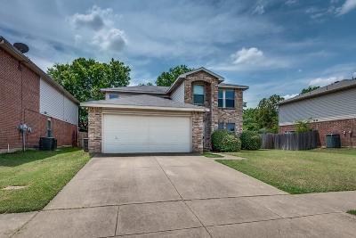 Arlington, Mansfield Single Family Home For Sale: 902 White Dove Drive