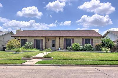 The Colony Single Family Home For Sale: 5245 Reed Drive