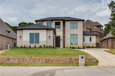 North Richland Hills Single Family Home For Sale: 6813 Woodland Hills Drive
