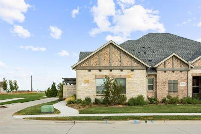 Prosper Townhouse For Sale: 1120 Foxglove Drive