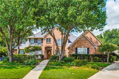 McKinney Single Family Home Active Contingent: 214 Pintail Drive