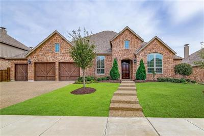 Prosper Single Family Home For Sale: 901 Blue Ridge Drive
