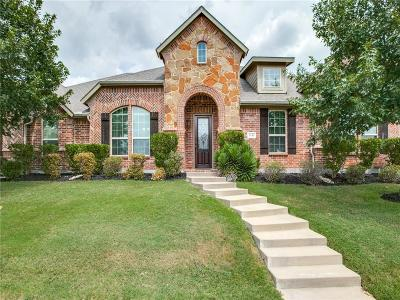 Rockwall Single Family Home For Sale: 3143 Marble Falls Lane