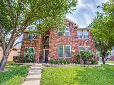 Allen Single Family Home For Sale: 1204 Vineland Court