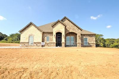 Azle Single Family Home For Sale: 527 Christian Way