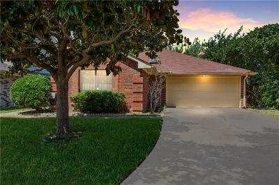 Mesquite Single Family Home For Sale: 4253 Amy Drive