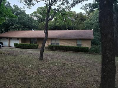 Azle Single Family Home For Sale: 108 N Jarvis Lane