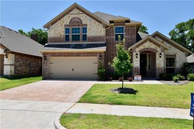 Melissa Single Family Home For Sale: 4010 Magnolia Ridge Drive