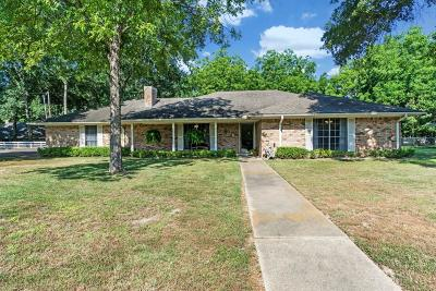 Quitman Single Family Home For Sale: 104 Wayside Drive