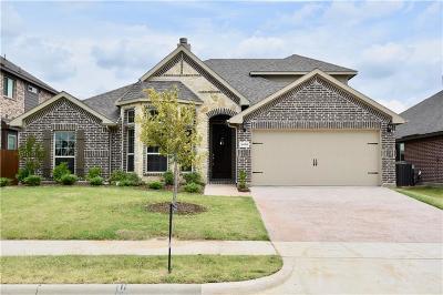 Melissa Single Family Home For Sale: 3406 Herron Drive