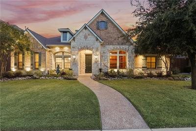 Frisco Single Family Home Active Option Contract: 2997 Fayette Trail