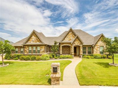 Johnson County Single Family Home For Sale: 1405 Valley Crest Drive