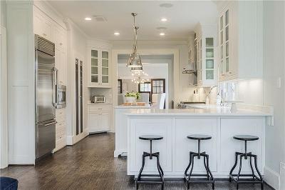 Dallas County Single Family Home For Sale: 5829 Belmont Avenue