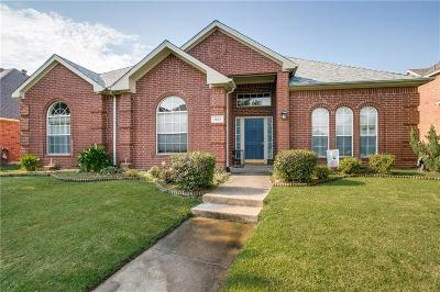 Carrollton Single Family Home For Sale: 1513 Indian Springs