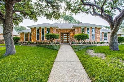 Single Family Home For Sale: 9512 Bill Browne Lane