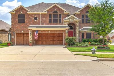 Fort Worth Single Family Home For Sale: 8641 Paper Birch Lane