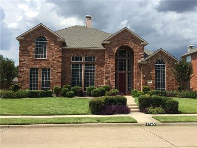 Single Family Home For Sale: 4545 Crosstimber Drive