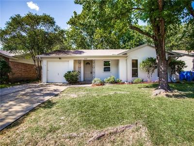 Rowlett Single Family Home For Sale: 3009 Leanne Street