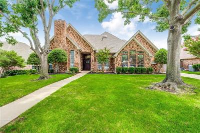 Colleyville Single Family Home Active Contingent: 4303 Brookhollow Drive