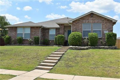Royse City Single Family Home For Sale: 1413 Primrose Lane