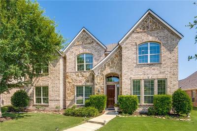 Frisco Single Family Home For Sale: 15886 Trail Glen Drive