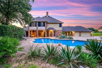 Johnson County Single Family Home Active Option Contract: 2816 Bent Oaks Drive