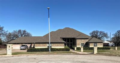 Mineral Wells Single Family Home For Sale: 6501 Wimbleton Court