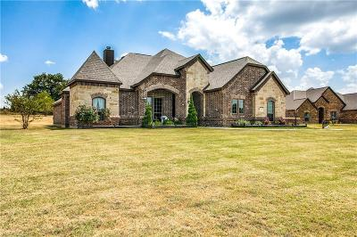 Parker County Single Family Home For Sale: 161 Mill Crossing Lane