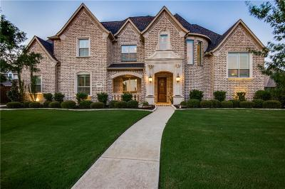 Prosper Single Family Home Active Option Contract: 1931 Stillhouse Hollow Drive