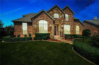 Lewisville Single Family Home Active Option Contract: 656 Duke Saxony Drive