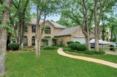 Grapevine Single Family Home For Sale: 530 Woodhill Court