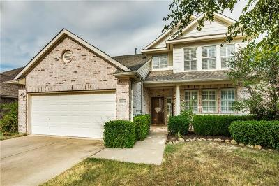 Fort Worth Single Family Home For Sale: 10608 Melrose Lane