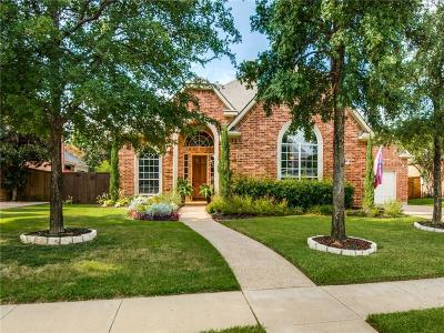 Flower Mound Single Family Home For Sale: 5205 Remington Park Drive