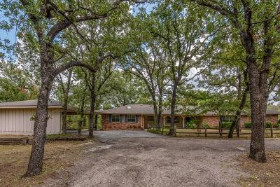 Aledo Farm & Ranch For Sale: 1295 Old Annetta Road