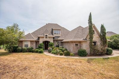 Granbury Single Family Home For Sale: 707 Mallard Pointe Drive