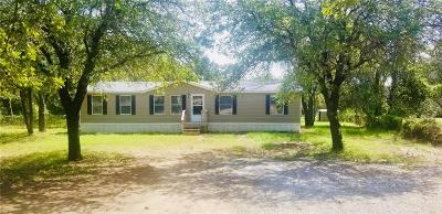 Springtown Single Family Home For Sale: 107 Hidden View Court