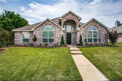 Rockwall Single Family Home For Sale: 2920 Goldenwave