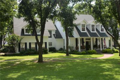Keller Single Family Home Active Option Contract: 607 Hallelujah Trail