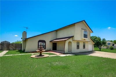 Single Family Home For Sale: 1917 County Road 2290