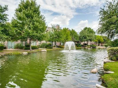 Richardson Townhouse For Sale: 1222 Lake Pointe Way
