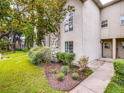 Lake Highlands Townhouse For Sale: 9422 Timberleaf Drive