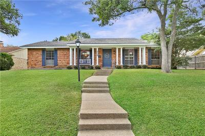 Single Family Home Active Option Contract: 3726 Truesdell Place