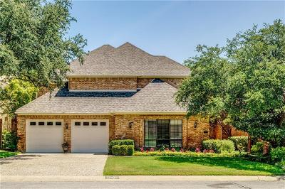 Dallas County Single Family Home Active Option Contract: 17212 Village Lane