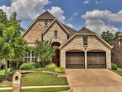 Fort Worth Single Family Home For Sale: 7353 Brightwater Road